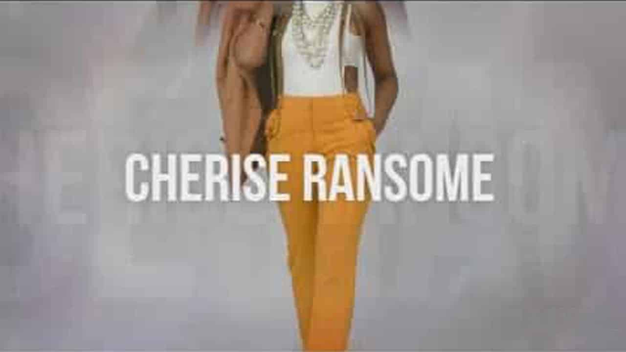 Promo to A Talk With Cherise Ransome