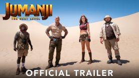 JUMANJI: THE NEXT LEVEL – Official Trailer (HD)