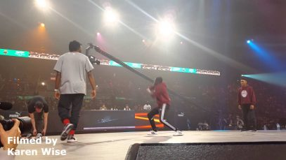 My recording from Juste Debout 2016 World Final in Paris