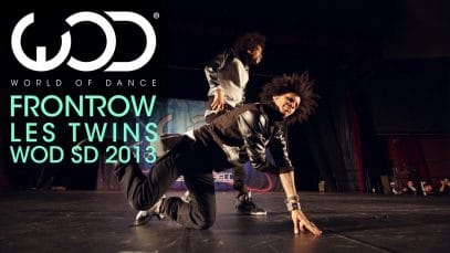 Les Twins | World of Dance | FRONTROW | #WODSD 2013