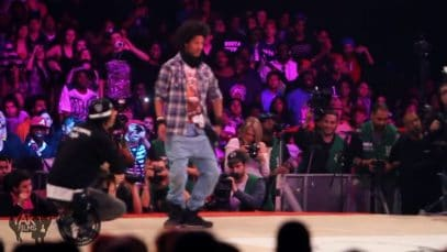 Les Twins vs Lil'O & Tyger B | Juste Debout 2011 Semi-Final | YAK FILMS