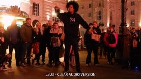 Larry (Les Twins) dancing to Yebba – My Mind