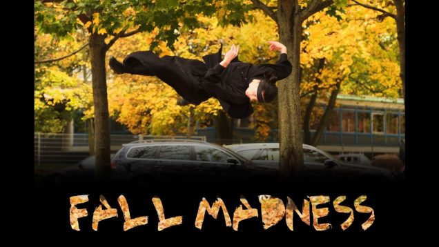 """BBOY ISSUE """"Fall Madness"""" in Germany 