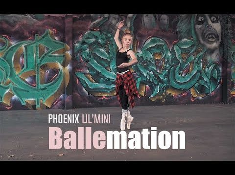 Phoenix Lil'Mini – Ballemation | Dancersglobal.tv