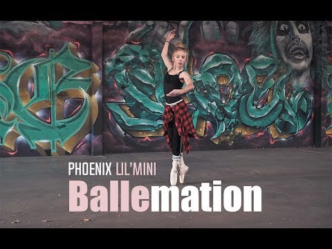 Phoenix Lil'Mini – Ballemation | Dancersglobal.tv