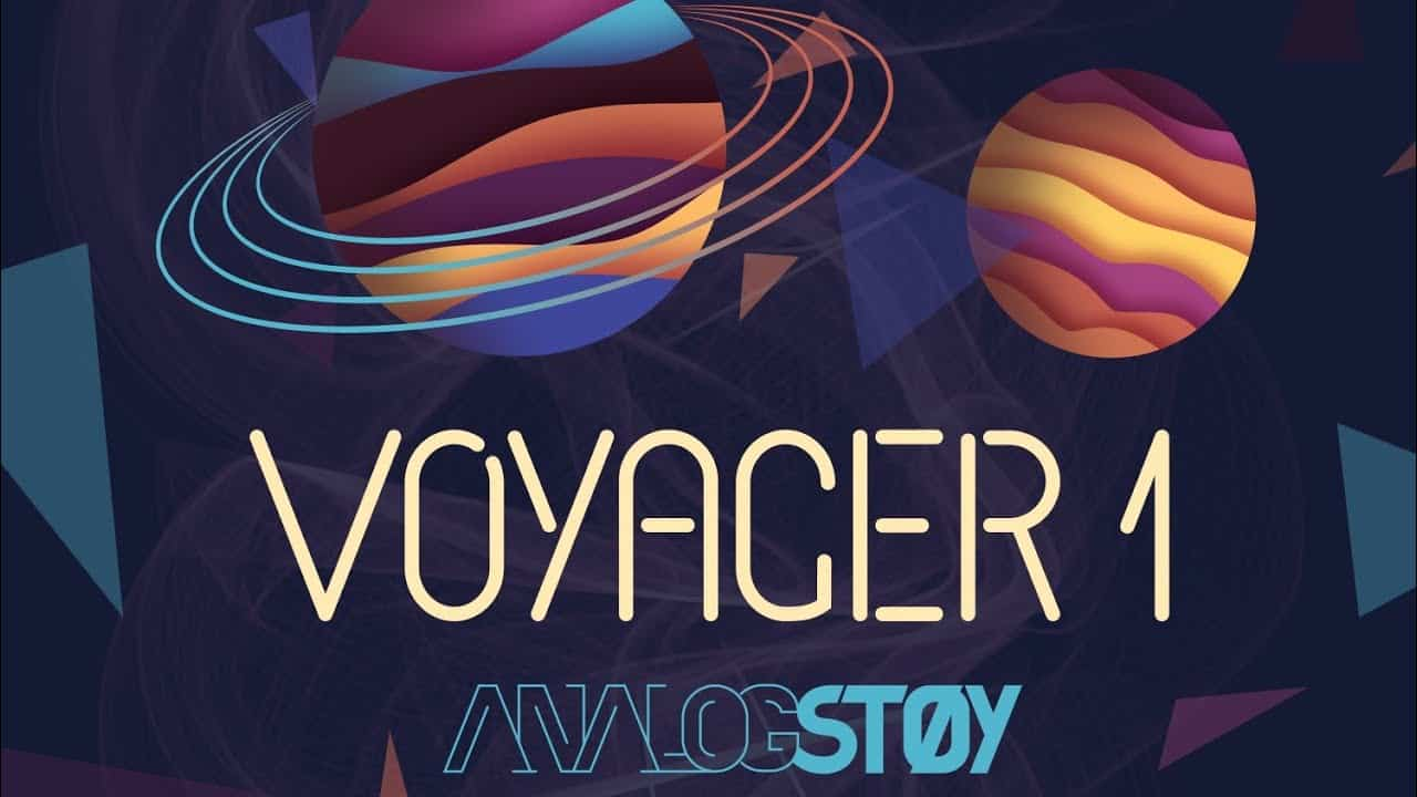"T.C.Newman & Analogstøy ""Voyager 1"" (Original mix)"