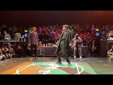 LES TWINS | Laurent Judge Demo Showcase in Juste Debout Tokyo