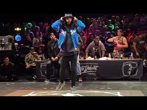 LES TWINS | Larry Judge Demo Showcase in Juste Debout Tokyo