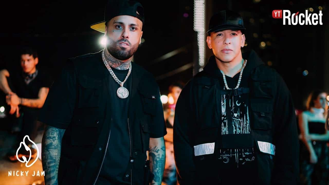Muévelo – Nicky Jam & Daddy Yankee