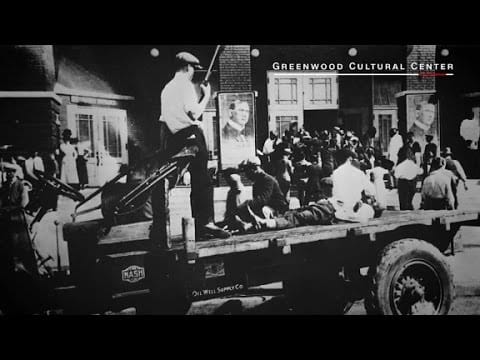 Tulsa's Black Wall Street massacre