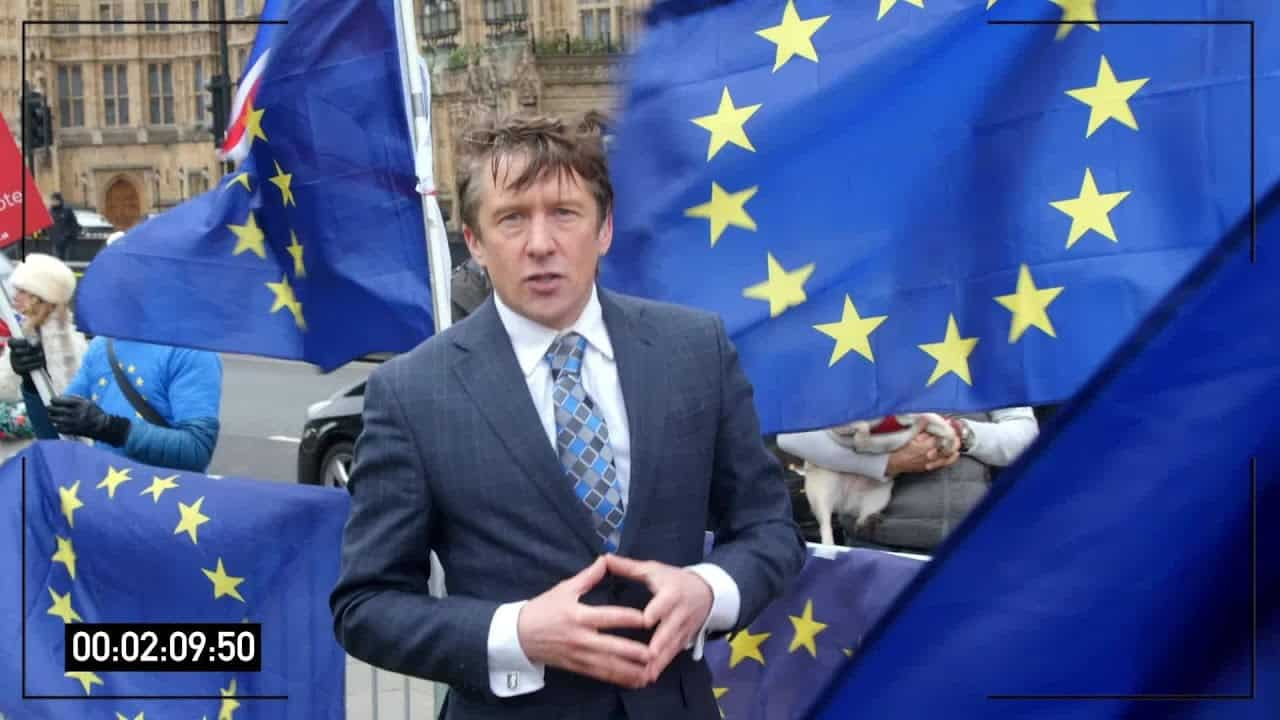 Jonathan Pie's HARD BRIXIT