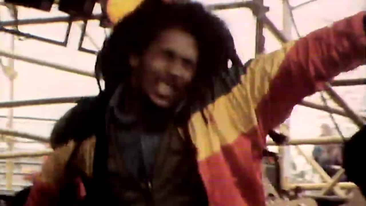 Bob Marley. Get Up Stand Up! Munich 1980