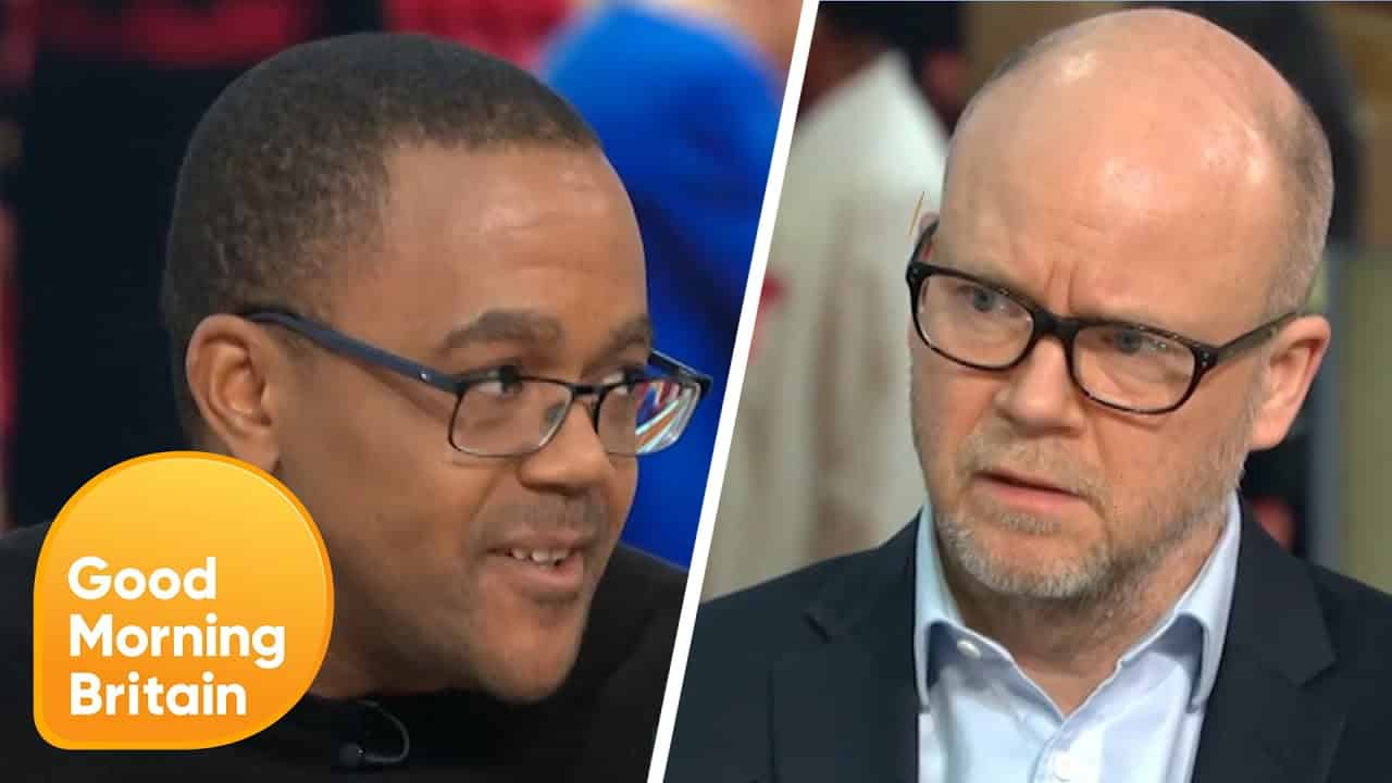 Should the word 'Empire' be Removed From the Honours?   Good Morning Britain