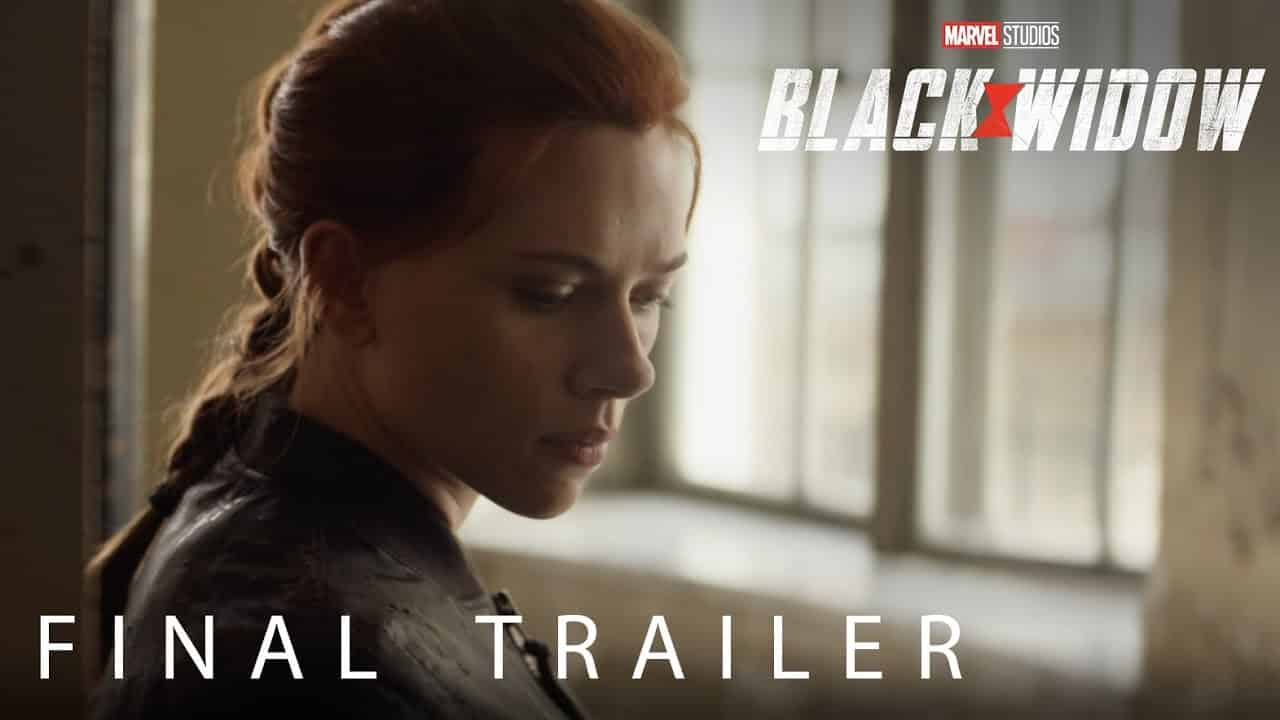 Marvel Studios' Black Widow | Final Trailer
