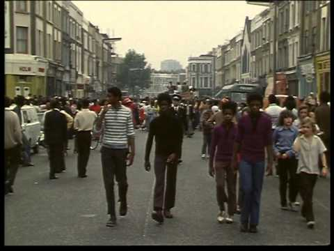Rare Footage: Notting Hill Carnival 1973