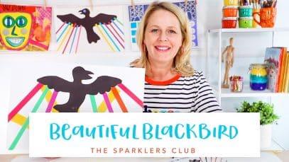 Beautiful-Blackbird-BLACK-HISTORY-MONTH-ART-PROJECT-attachment
