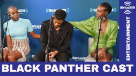 Chadwick Boseman Gets Emotional