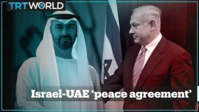 People react to the Israel-UAE deal to establish diplomatic ties