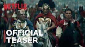 """Watch """"Barbarians   Official Teaser   Netflix"""