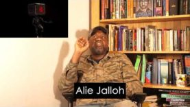 WE NEED TO TALK PROMO WITH ALIE JALLOH