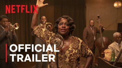 Ma Rainey's Black Bottom | Chadwick Boseman | Official Trailer