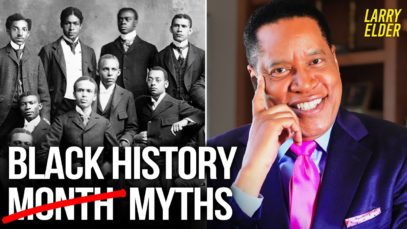What the experts won't tell you about black history month.