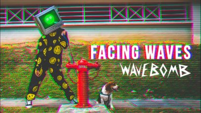 WAVEBOMB – Facing Waves (Official Video)