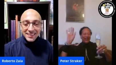 Peter Straker Second Interview with Queen Recensioni Fan.