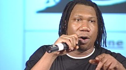 KRS ONE – keynote address 2008