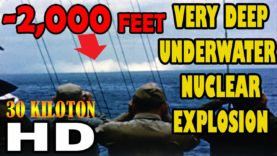 -2000 Deep Nuclear Explosion in 1955