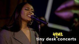 Jazmine Sullivan: Tiny Desk (Home) Concert