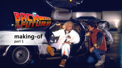 Back To The Future Making Of Documentary Part 1