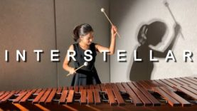 "Interstellar Main Theme ""First Step"" Hans Zimmer | Marimba Cover"