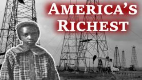 America's Richest black girl – Sarah Rector