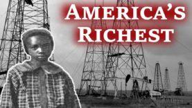 America's Richest black girl – Sarah Rector