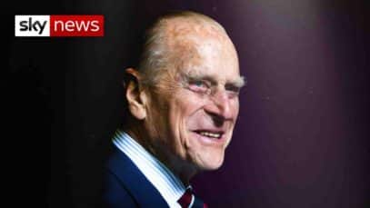 Prince Philip has died age 99.