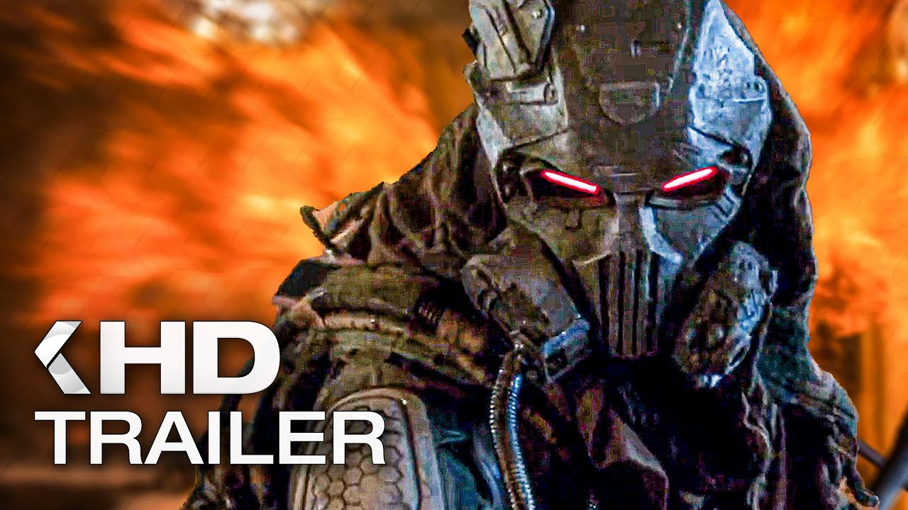 The Best Upcoming ACTION Movies 2021 (Trailers ...