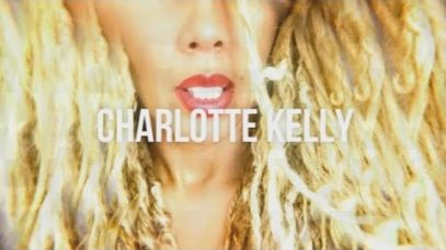 A Talk With Charlotte Kelly.