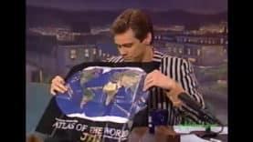 Jim Carrey Reveals World Domination Plan