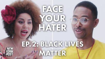 Black Woman Debates Black Man About Black Lives Matter Movement