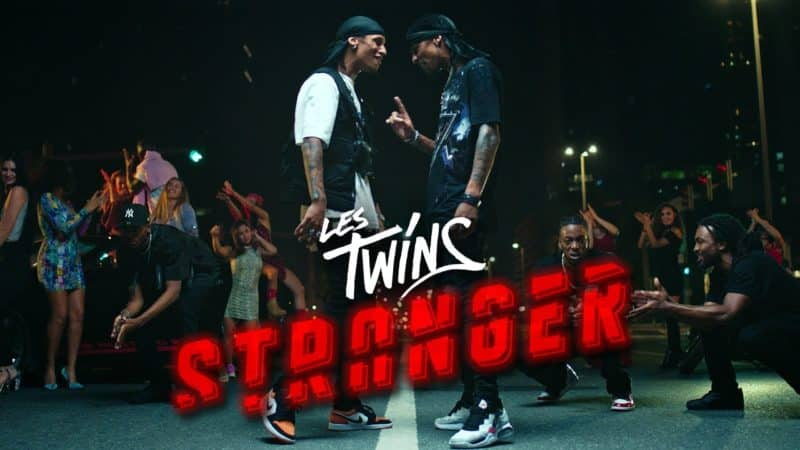 Les Twins – Stranger (Official Music Video)