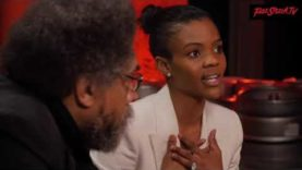 Candace Owen and Cornel West Debate.