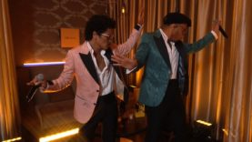 Bruno Mars, Anderson. Paak, Silk Sonic – Leave the Door Open (LIVE from the BET Awards)