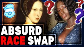 Massive Backlash For Race Swap Anne Boleyn…