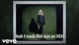 Billie Eilish – NDA (Official Lyric Video)