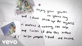 Olivia Rodrigo – Brutal (Lyric Video)