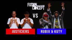 Justicier VS Rubix & Kuty | Fusion Concept MMA | Demi-Finale