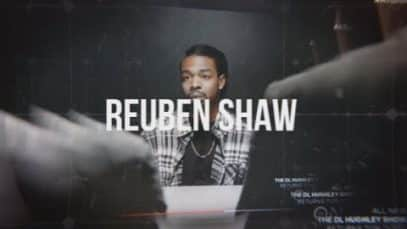 Clusterview's artist of the day is Reuben Shaw.